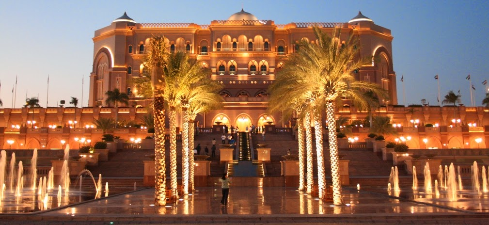 Top 10 Brand Hotels Emirates Palace