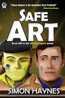 Hal Spacejock: Safe Art