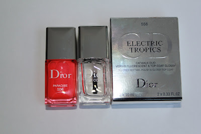 Dior Catwalk Duo Paradise 558 Test