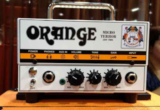 Orange Micro Terror image from Bobby Owsinski's Big Picture production blog