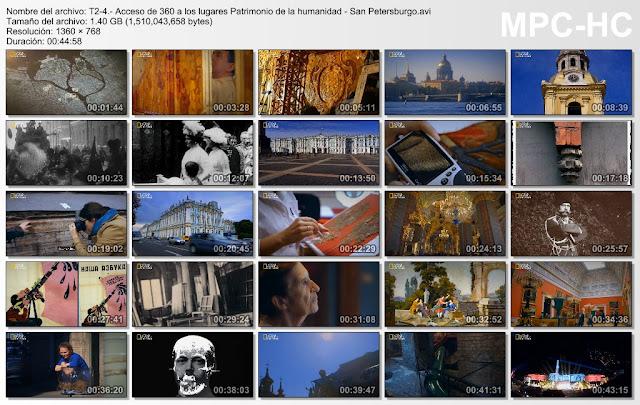 12GB|T2|Patrimonio de la Humanidad|9-9|HD 720p