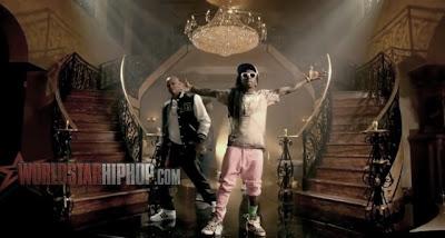 Lil Wayne no clipe Original