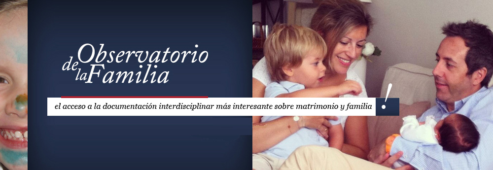 OBSERVATORIO C.FAMILIA