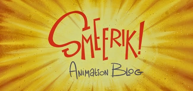 Smeeriks Animation Blog