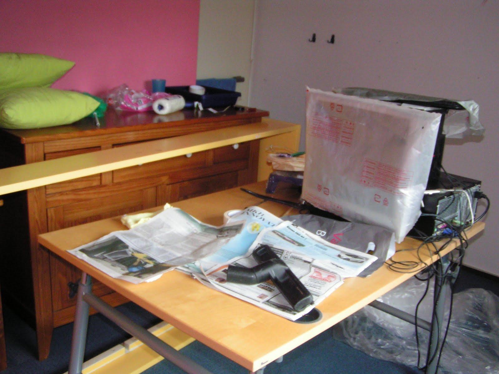Beachgirls1802: slaapkamer verven #1