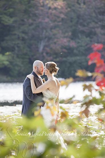Hickory ridge wedding