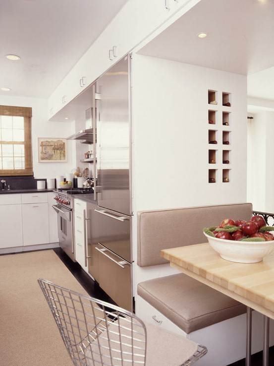 A deco elementos de dise o bancos de cocina comedor for Elementos de cocina
