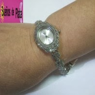 Relojes plata