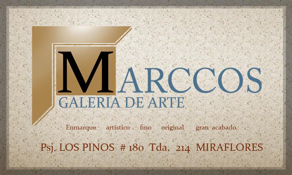 MARCCOS GALERIA DE ARTE