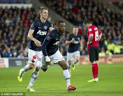 Xem lại đầy đủ trận Cardiff City vs Man United