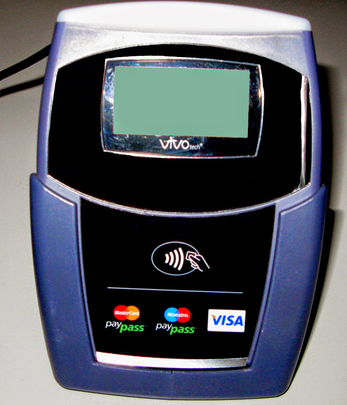PayPass™ point-of-sale terminal