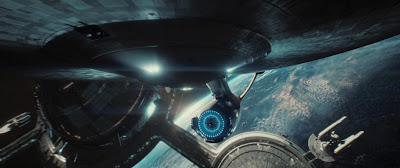 Star Trek Into Darkness 3D Trailer