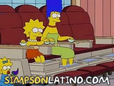Los Simpson 20x20