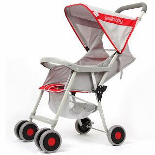 Xe đẩy trẻ em bốn mùa kiểu dáng gọn nhẹ, siêu bền , giá bán rẻ