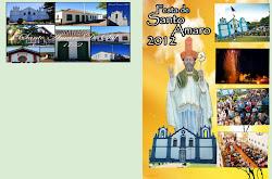 DVD Festa de Santo Amaro 2012