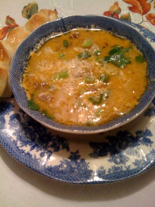 Sweet Tea And Cornbread Zuppa Toscana A Rustic Sausage