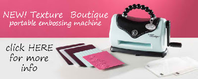 Texture Boutique Machine by Sizzix