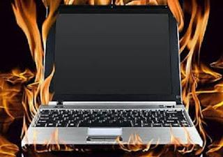 Laptop Cepat Panas