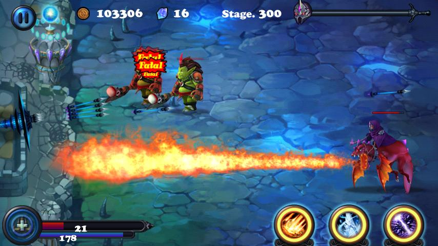 Defender 1.0.1 apk Android games qvga hvga wvga latest downloads free