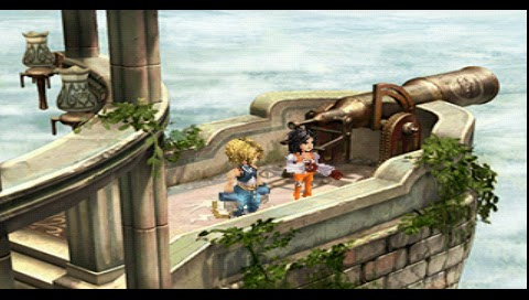 Final Fantasy IX, Zidane and Garnet