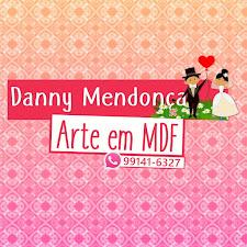 DANNY ARTE EM MDF