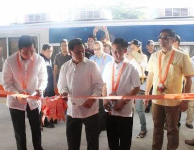 PNR Sta. Rosa, Laguna - Tutuban, Manila