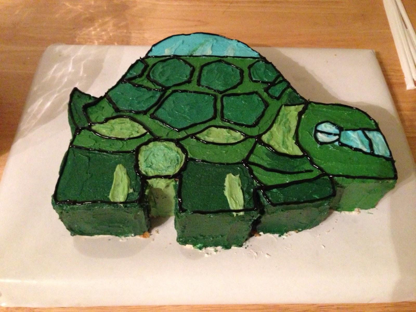 Wild Kratts Cake Ideas