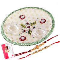 Fancy Rakhi Thalis