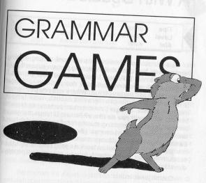 Contoh Grammer