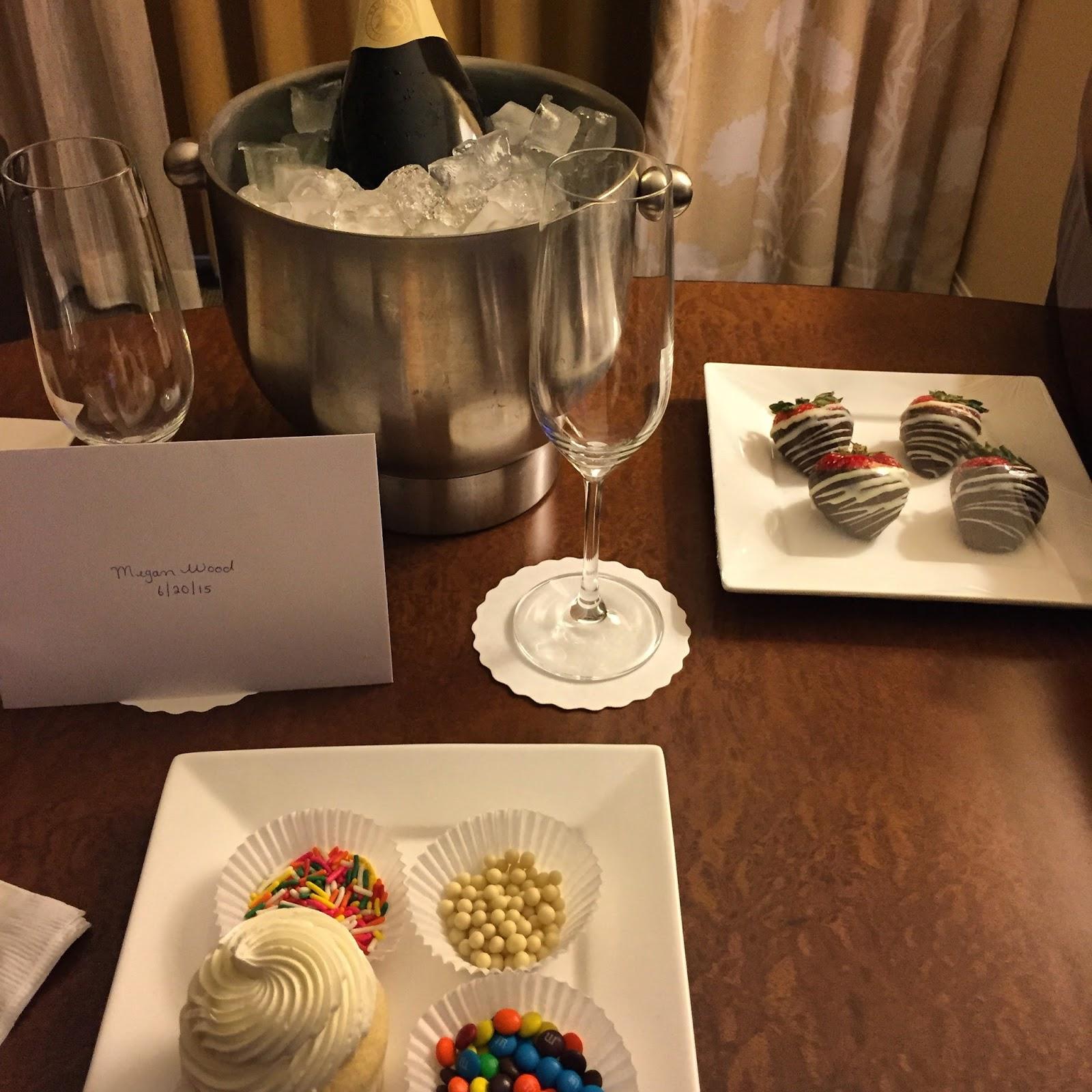 I Run For Wine: Cupcake Lovers Weekend at Hilton Bonnet Creek