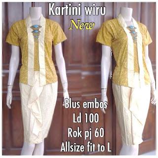 Kebaya Kartini KBW-265