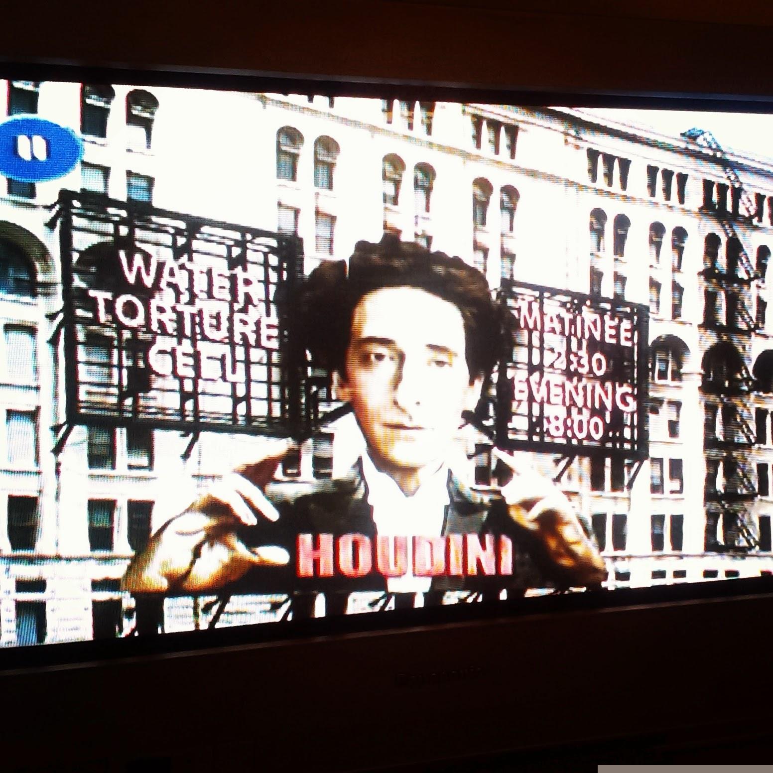 Houdini TV programme