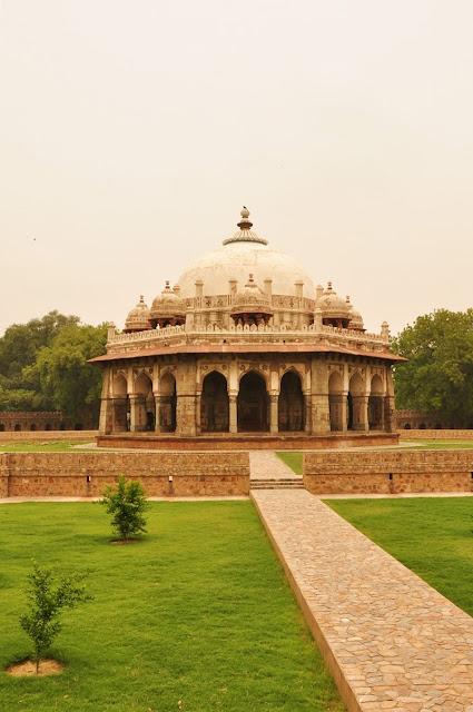Humayun's Tomb // Delhi