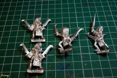 Cuatro Elfas Brujas de Marauder