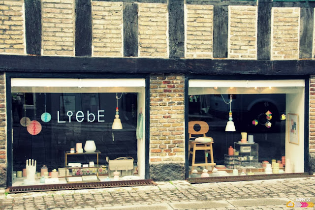 Copenhague - Boutique Liebe