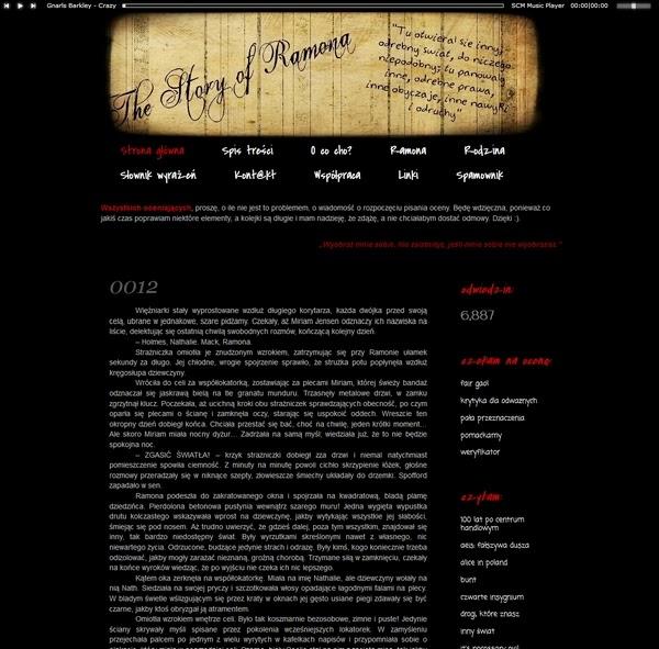 http://storyoframona.blogspot.com