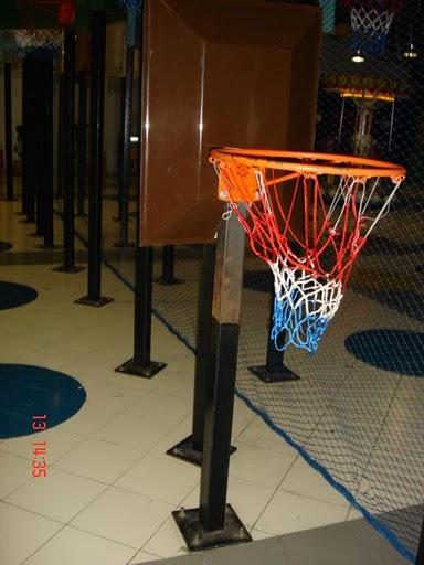 Bikin Ring Basket Fiberglass