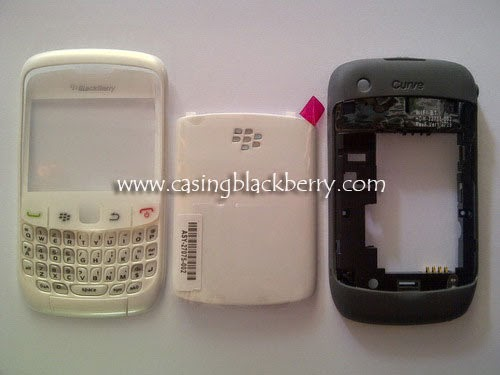 Casing Blackberry Gemini 8520