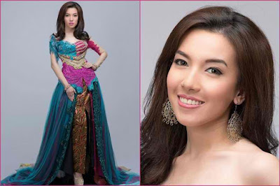 Miss Earth Indonesia 2015 – Belinda Pritasari