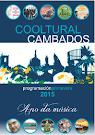 PROGRAMACIÓN DE ACTIVIDADES CULTURAIS EN CAMBADOS