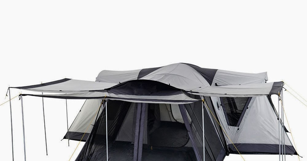 Survive the Elements Oztrail Villa Anniversary Edition 4 Room Dome Tent  sc 1 st  Survive the Elements & Survive the Elements: Oztrail Villa Anniversary Edition 4 Room ...