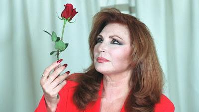 Letra de Amor de noche - Canciones de amor de Rocío Jurado