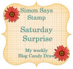 Simon Says Stamp Saturday Surprise Weekly Blog Candy Drawing!