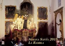 Cartel de la Semana Santa de La Rambla 2015