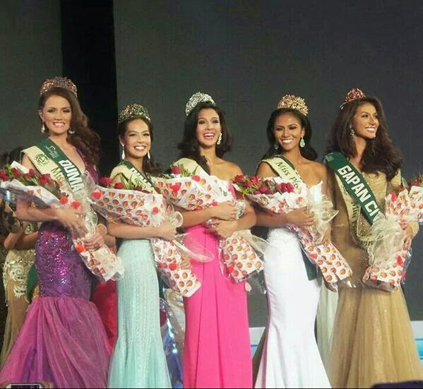 Miss Earth PH 2014 winner Jamie Herrell