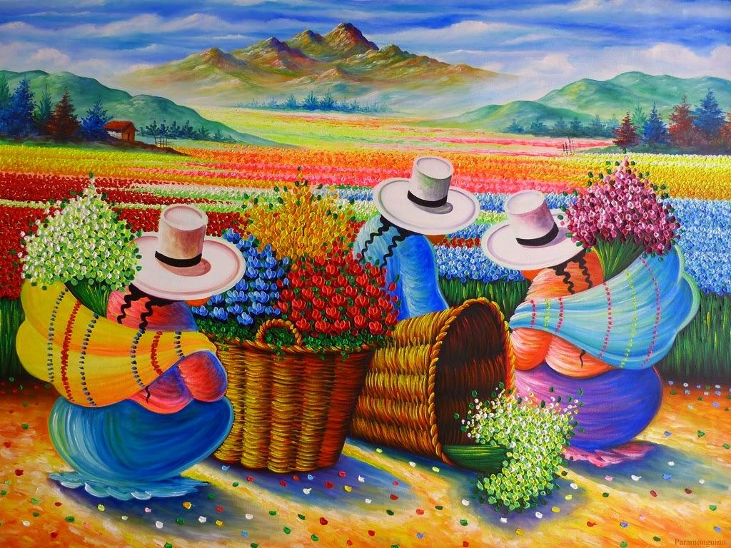 pintura-decorativa-indigena-peruana