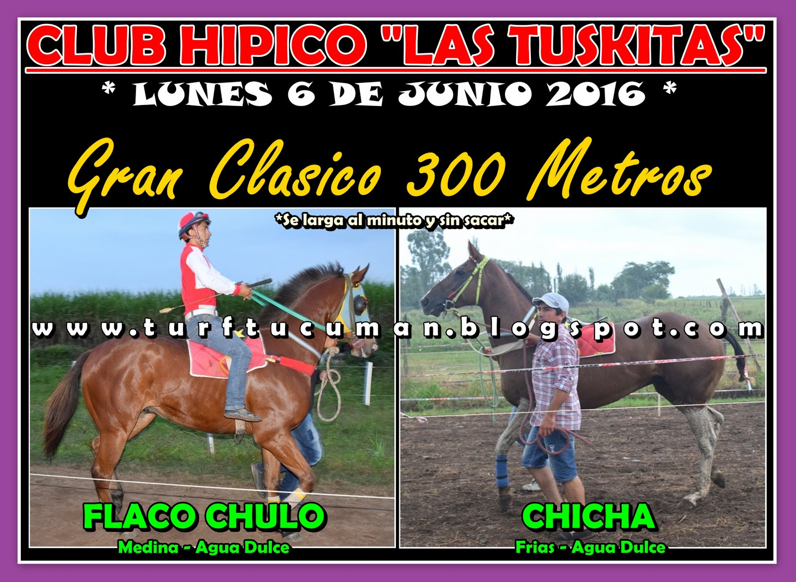 FLACO CHULO VS CHICHA