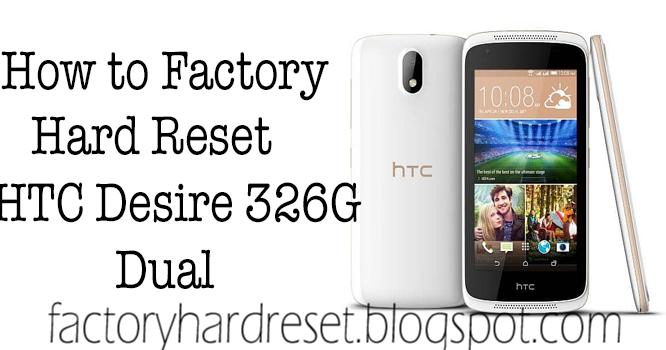 Htc desire x как сделать хард ресет