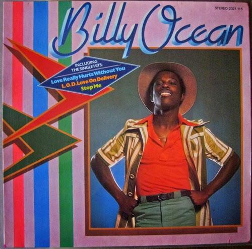 Billy Ocean - Billy Ocean 1976