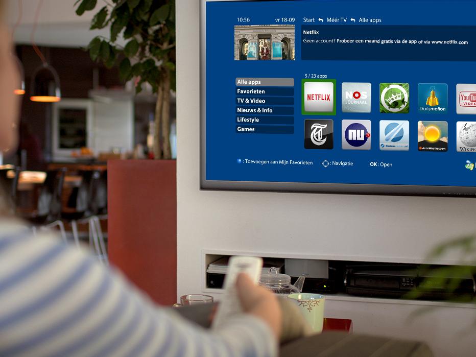 telfort digitale tv
